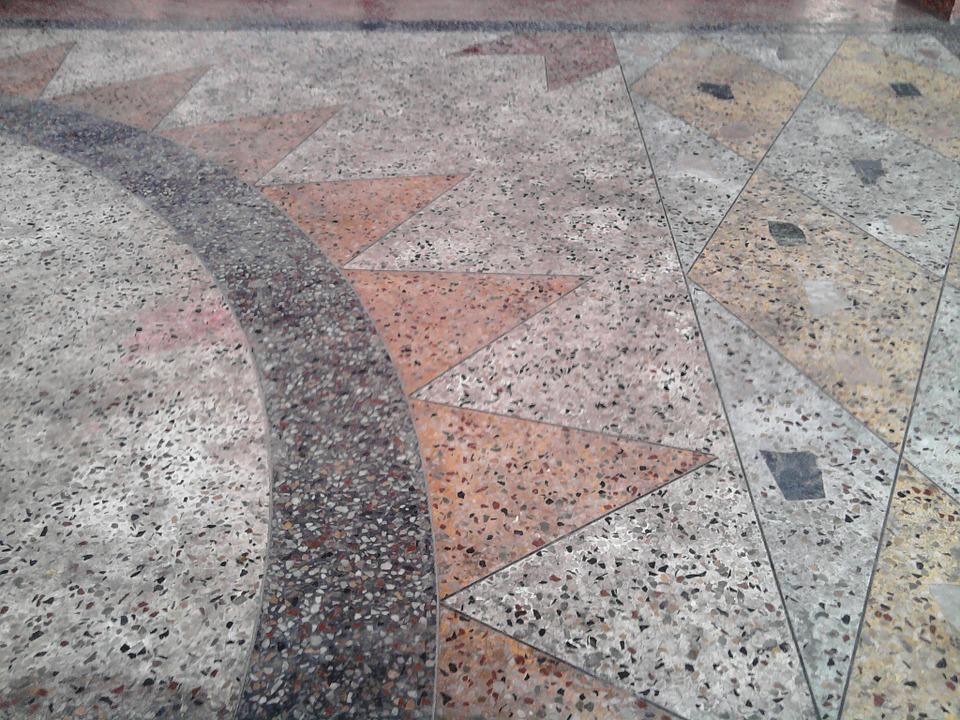 lantai marmer