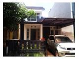 Disewakan Rumah siap huni Bintaro Jaya sektor 9