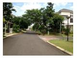 Disewakan Rumah Strategis, Nyaman dan Aman di Summarecon Serpong Pondok Hijau Golf - Chalcedony