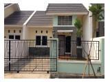 Disewakan Rumah siap huni (strategis dan murah) di perumahan Villa Bogor Indah 5