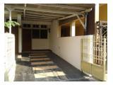 Disewakan rumah letak strategis, sebelah kiri Depo Bangunan Kali Malang