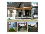 Disewakan harian rumah 2 k.tidur bersih & nyaman [Araya Vacation Home Soekarno Hatta]
