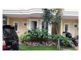 Sewa Rumah Baru, 3 lantai, di Montana Village, Gading Serpong, Tangerang.