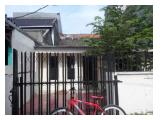Rumah kontrakan di kompleks Kav.PTB Duren Sawit