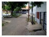 Rumah kontrakan kecil (1 kamar tidur) di Kav. PTB Blok D Duren Sawit
