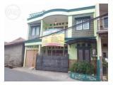 Rumah 2 lantai di karang mulya (deket meruya)