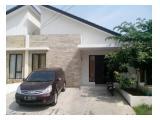 Rumah di Cluster Brownstone dekat Krakatau Steel Cilegon