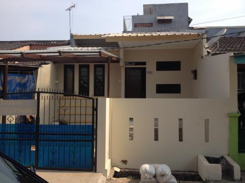 rumah kontrakan jakarta barat desain rumah