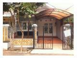 Disewakan/Dikontrakkan Rumah di Pondok Cabe (siap huni, strategis, asri & aman)
