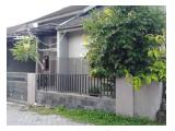 Rumah Disewakan/Dikontrakkan di Kota Yogyakarta