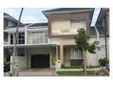 Kebayoran Essence/Residence sektor 7 Bintaro rumah baru semi furnish