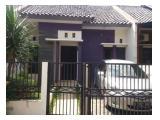 Disewakan rumah di Alam Depok Residence