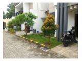 Disewakan Rumah Dalam Area Cluster/ Townhouse di area Mampang Duren Tiga
