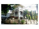 Disewakan rumah siap huni dekat Senopati-Gunawarman, Jl. Ciragil Kebayoran Baru.