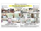 Rumah di Surabaya, Jawa Timur  Sewa Harian / Mingguan / Bulanan - 2 Kamar Tidur