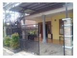Dikontrakan rumah luas di kota Malang - 5 kamar tidur luas - khusus pria