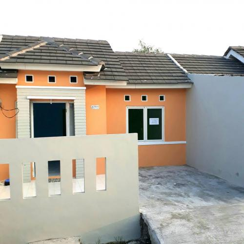 Rumah Disewakan Dikontrakkan Di Perumahan Garden City Residence Tangerang Bangunan Baru 2313