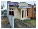 Rumah Minimalis Area Klaten Untuk Pengantin Baru / Karyawan-ti Single