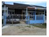 Rumah disewakan, 5 menit dari Stasiun Cilebut Bogor