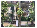 Rumah Disewakan Bintaro Jaya Sektor 9 Jl Maleo Raya  Kebayoran Residence Menteng Bintaro