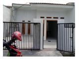 Disewakan rumah baru