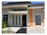 Disewakan rumah cantik minimals lokasi KM7 Palembang