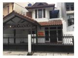 Disewakan rumah baru selesai renovasi - luas strategis