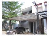 Sewa Rumah 4 Kamar 200m2 - Botanika Cilandak, Cilandak, Jakarta Selatan