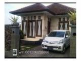 Rumah di Jalan P. Moyo / Sesetan-Denpasar-Lokasi strategis- Lingkungan Nyaman