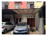 Disewakan Rumah Nyaman 2Lantai Exclusive Cluster Swadaya