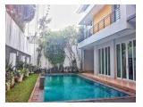 Disewakan Rumah Town House Konsep Minimalis di Bangka XI