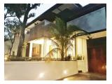 Disewakan Rumah Mewah Di Jalan Wijaya Dengan Konsep Minimalis Modern