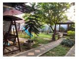 Taman( Mainan Anak kecil, Gazebo,Kolam Ikan,Ayunan