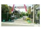 [SEWA] Rumah 2 KT jalan lebar lokasi strategis lingkungan guyud di Suhat, Malang