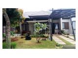 Disewakan/Dikontrak Bulanan Rumah Cluster Sentul City ,Dekat Jungleland
