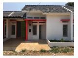 Rumah Baru Siap Huni Depok Sawangan Pasir Putih Dekat Stasiun Citayam