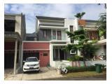 Rumah Mewah dan cantik di Madrid Raya, Palem semi karawaci Tangerang