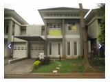 Rumah disewa di Alam Sutera, Sutera Palma Alam Sutera Tangerang, Rumah Rapi Siap Huni