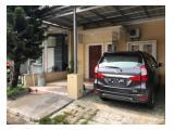 Sudah Renovasi - Disewakan Rumah di Bukit Serpong Mas Cluster E 12 / 21, Tangerang
