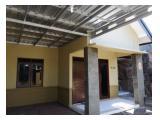 Dikontrakkan Rumah Siap Huni di Perumahan Kedungturi Permai Taman Sidoarjo