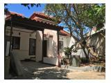 DIKONTRAKKAN di Pemukiman Asri Nuansa Bali Depan Taman
