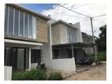 Rumah baru di Komplek Santorini Bogor disewakan murah