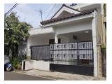 Dikontrakkan rumah 3 kamar Perumnas Klender Jakarta Timur