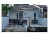 Rumah disewakan/dikontrakkan di Bogor