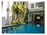 Sewa rumah FF type LOFT 3 br+1 Kemang Utara Jakarta Selatan