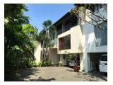 Disewakan Rumah Atmaya Residence jln Pelita Dalam ,Cilandak Barat Antasari Private Pool dengan Tropical Design Jakarta Selatan