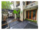 Sewa Rumah Jl. Kerinci Kebayoran Baru Jakarta Selatan - 4+1 Kamar Tidur