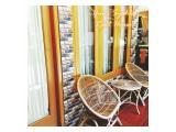 Sewa Mingguan Rumah di Sentul, Bogor - Yuni Syahla Rent House - Tipe Studio Dekat Akses Pintu Tol dan Aeon Mall
