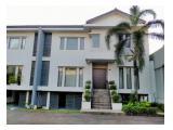 Disewakan Town House Mewah di Lembong House Cilandak Tipe 4 Br & Unfurnished HSE-A0560