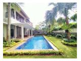 Disewakan Town House di Ampera Dengan Kondisi Semi Furnished dan Private pool By Sava Jakarta Properti HSE-A0483